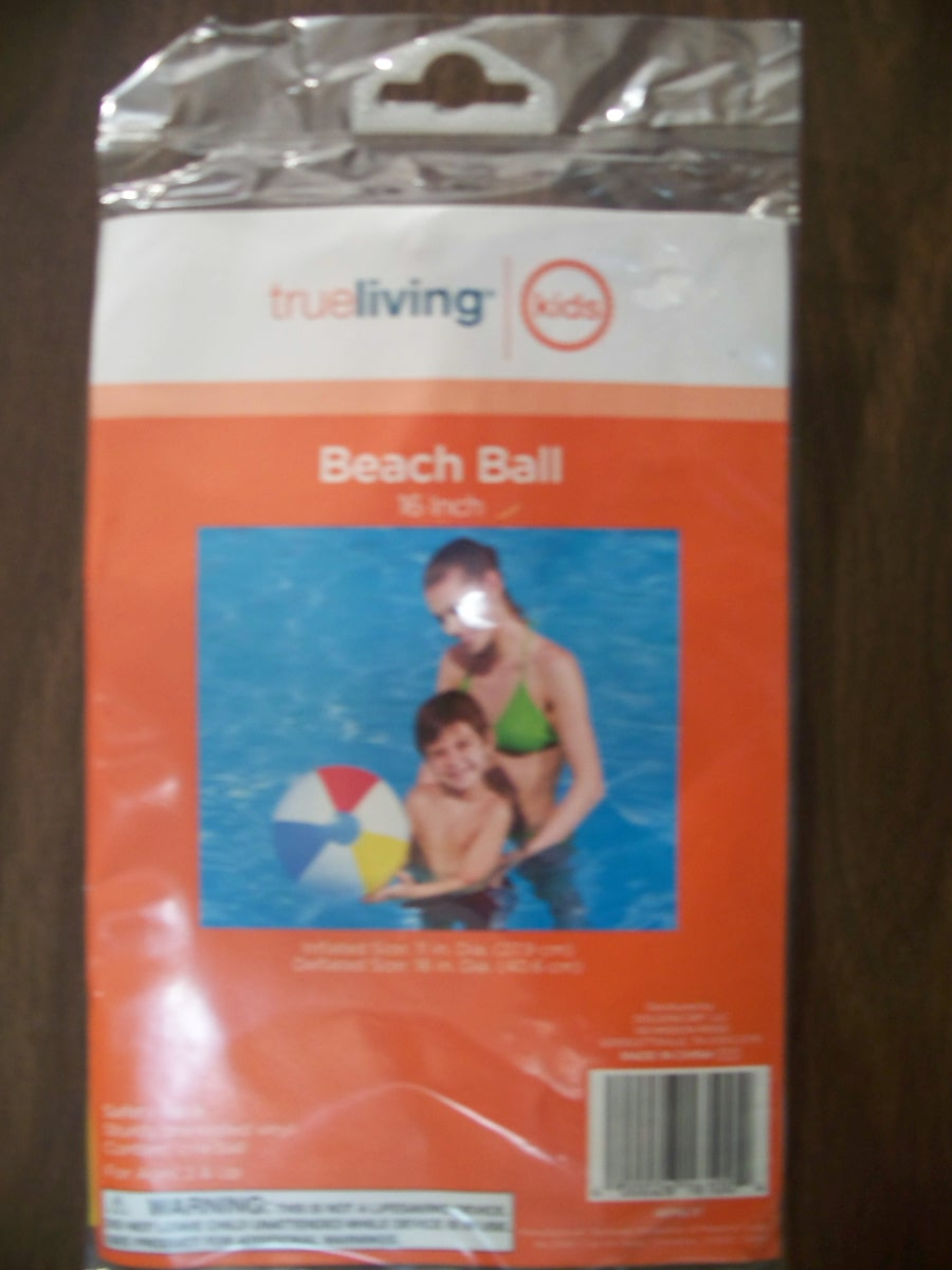 Beach Ball 16in