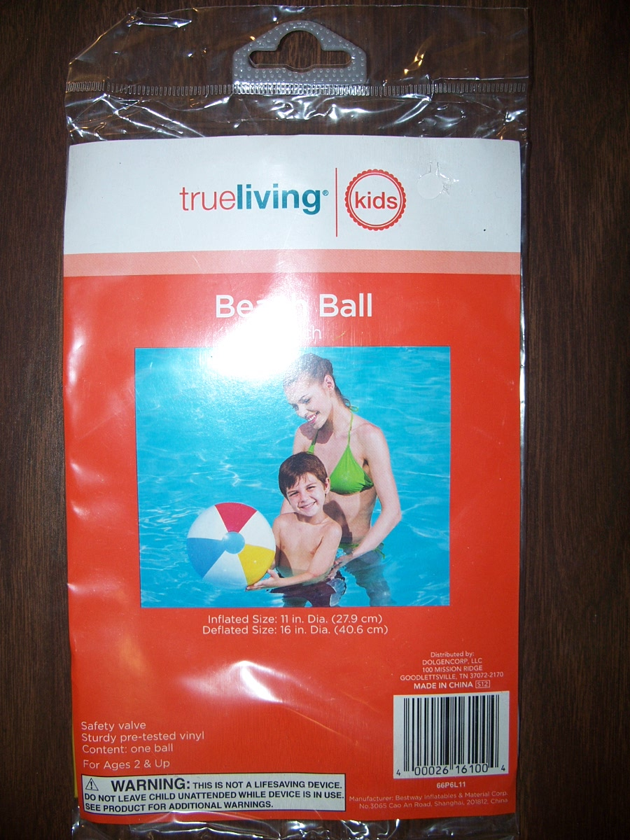 Beach Ball (24in )