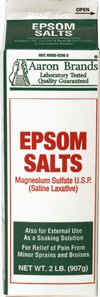 Aaron Brands Epson Salts