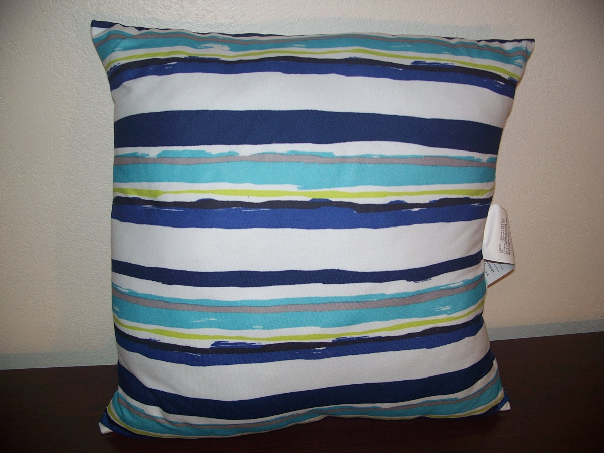 Jackson Stripe Pillow