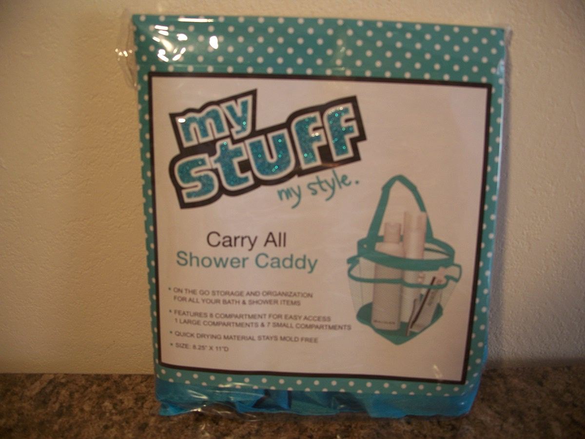 Shower Caddy Teel
