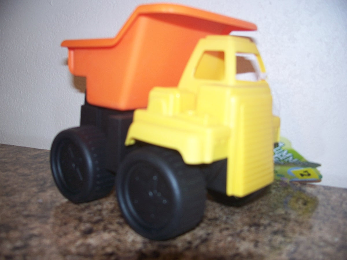 Construction Vehicle - Dump Truck