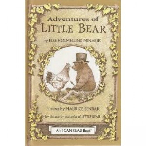 The Adventures of Little Bear by Else Holmelund Minarik - NEW