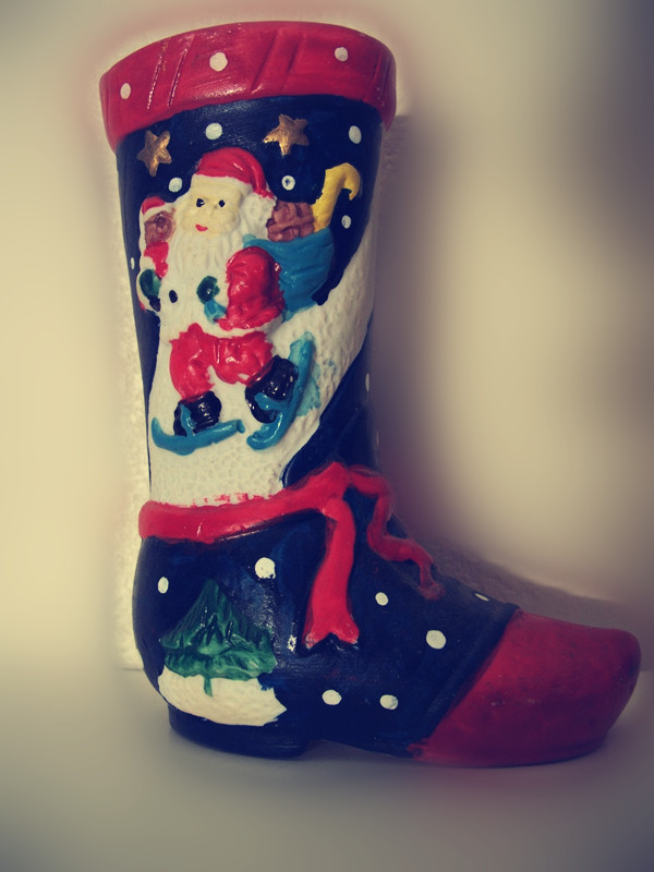 Sitco Importing Company Christmas Boot - New