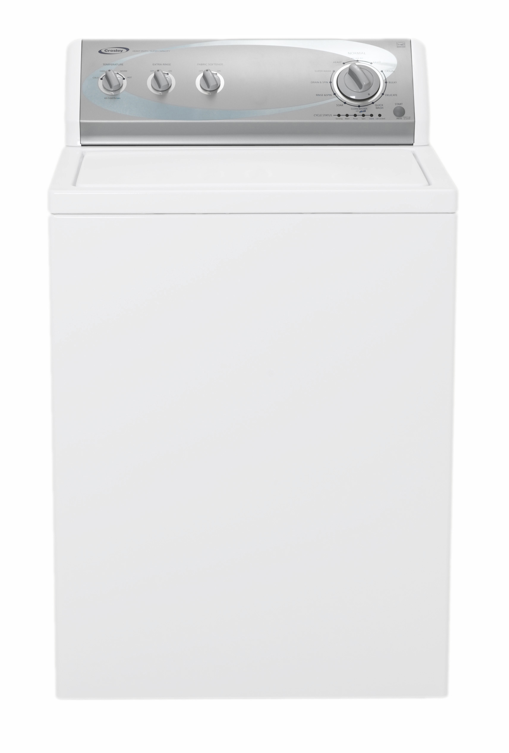 Crosley Super Capacity Washer 3.6 cu. ft. Model CAW9444DW