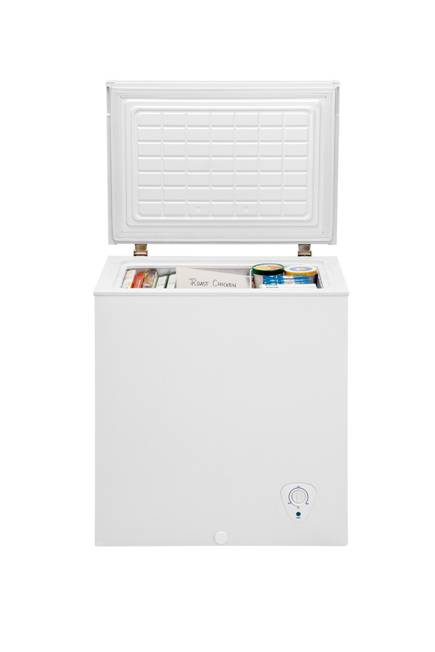 Crosley Chest Freezer 5 cu. ft. CFC05MW Print This Page