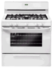 Crosley Gas Range 4.2 Cu. Ft. Model CRG3150PW