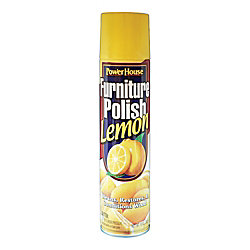 PowerHouse Furniture Polish Lemon