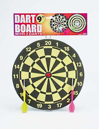 DARTBOARD GAME SET