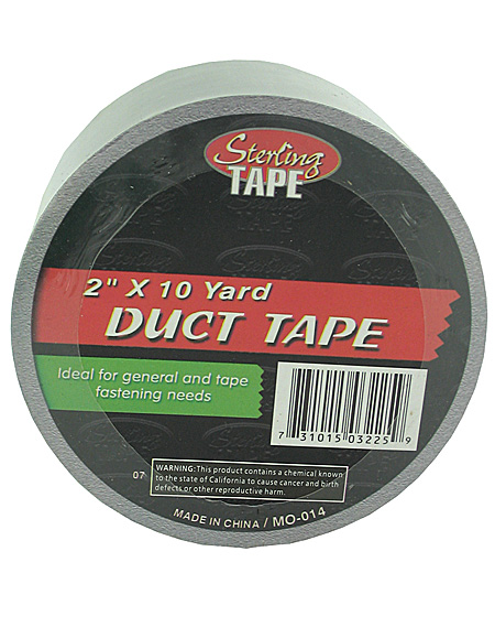 Sterling Duct tape