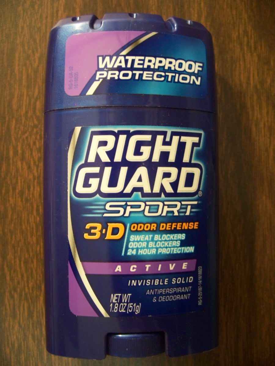 Right Guard Sport 3D
