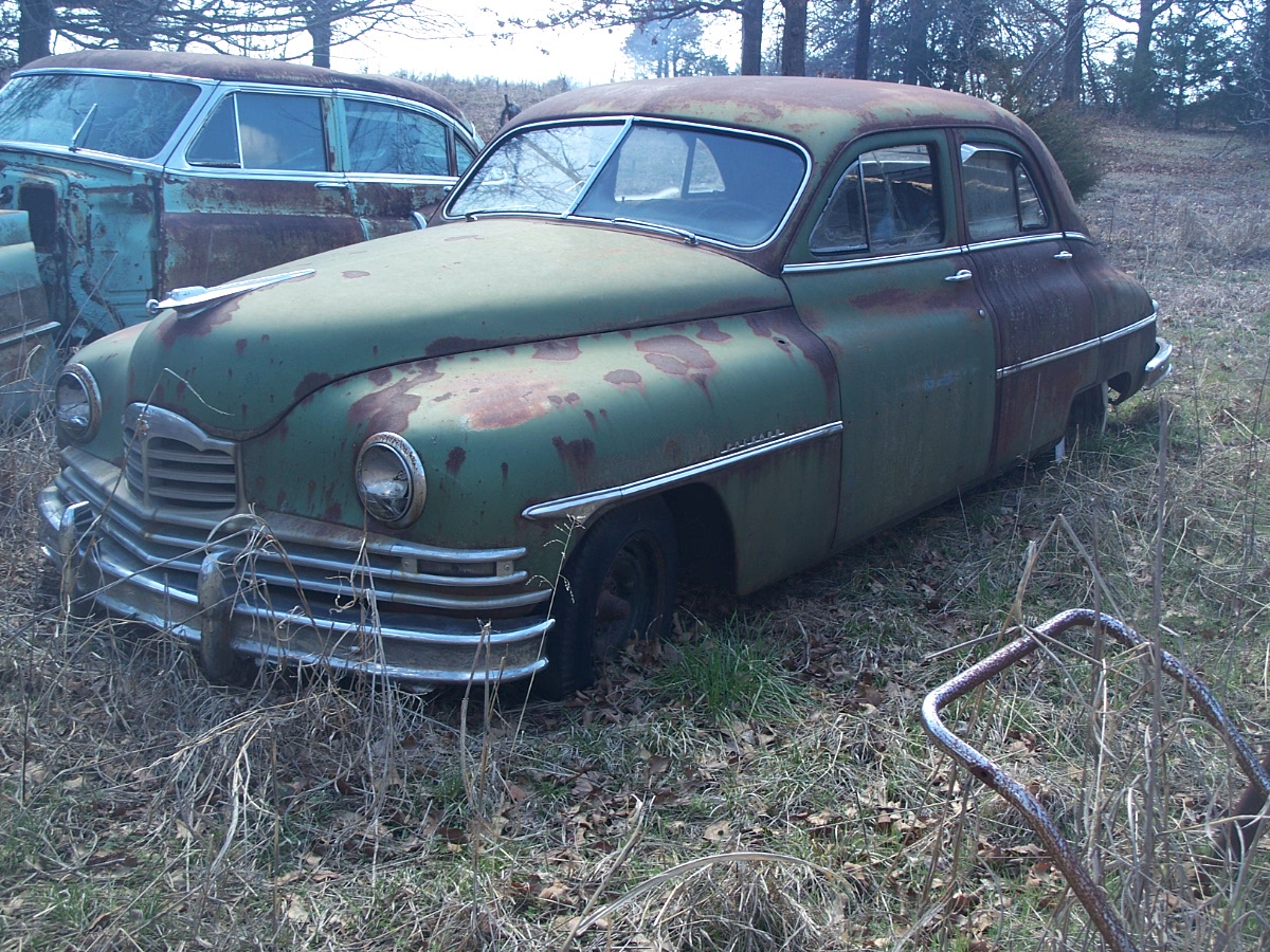 1950 Packard 4 Door Sedan
