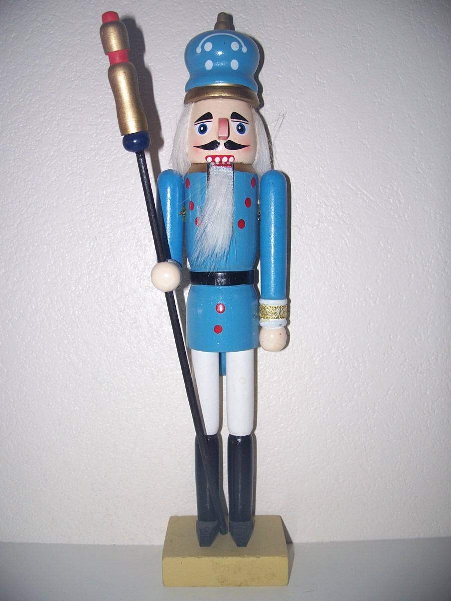 Ornament Toy Soldier Nut Cracker