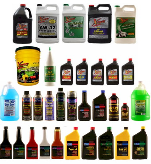 Automotive Oil & Fluids