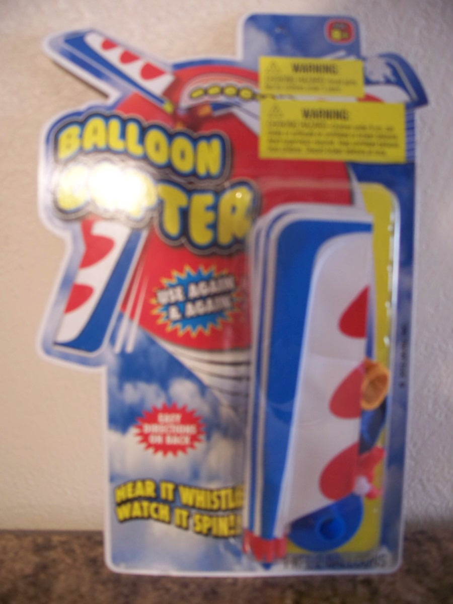 Balloon Copter