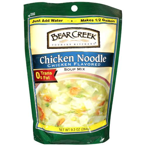 Bear Creek Country Kitchens Chicken Noodle Soup Mix, 9.3 oz