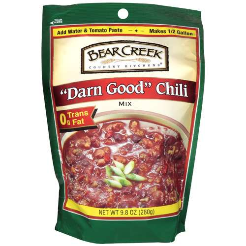 Bear Creek Country Kitchens: Darn Good Chili Soup Mix, 9.80 oz