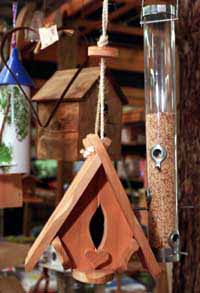 Bird Houses/ Feeders