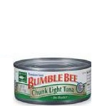 Bumble Bee Light Tuna [12 oz.]