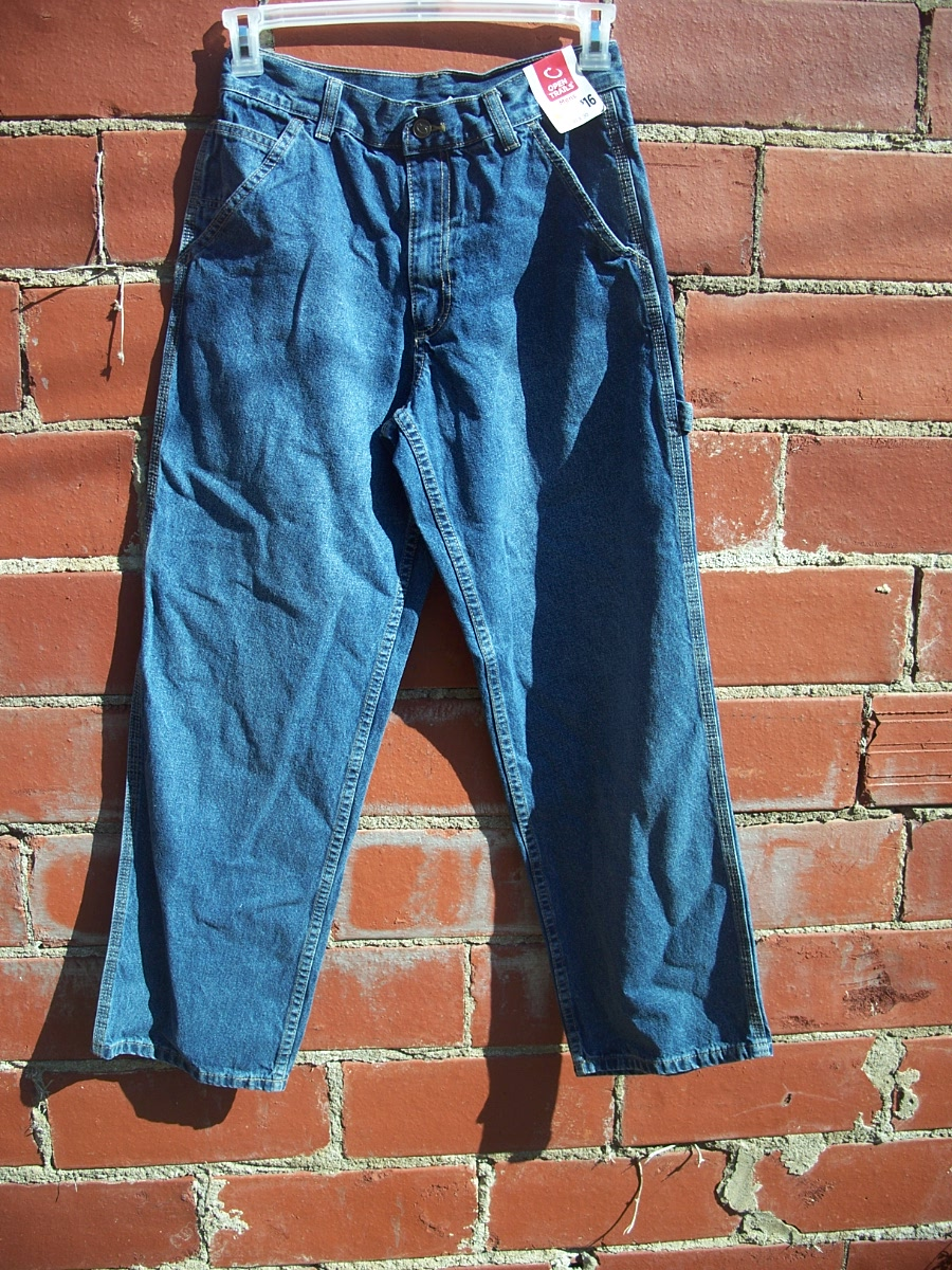 Open Trails SZ 30x30 Carpenter Jeans