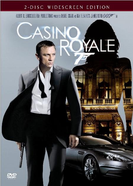 Casino Royale - James Bond 007 - 2 disc Wide Screen Edition
