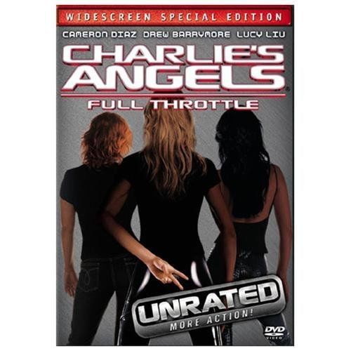 Charlie's Angels - Full Throttle - Unrated Lots of Action