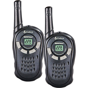 Cobra 16-Mile Range 22-Channel GMRS 2-Way Radio
