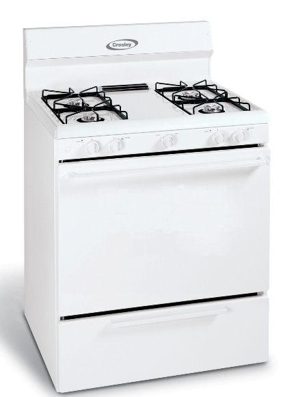 Crosley Gas Range 4.2 cu. ft. Model CRG3120LW