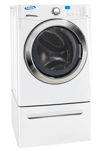 Crosley Front Load Washer 3.9 cu. ft. Model CFW7400QW
