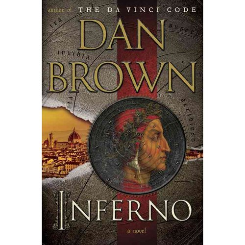Inferno Hardcover by Dan Brown