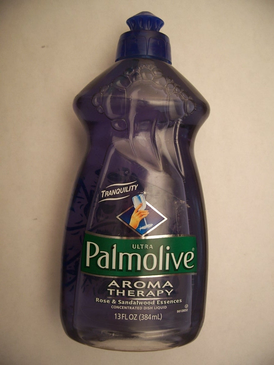 Palmolive Ultra Aroma Therapy Dish Liquid, Rose & Sandalwood
