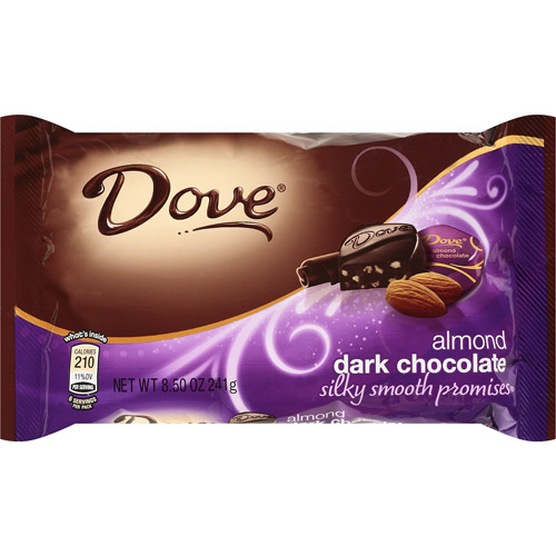 Dove Almond Dark Chocolate Promises, 8.5 oz