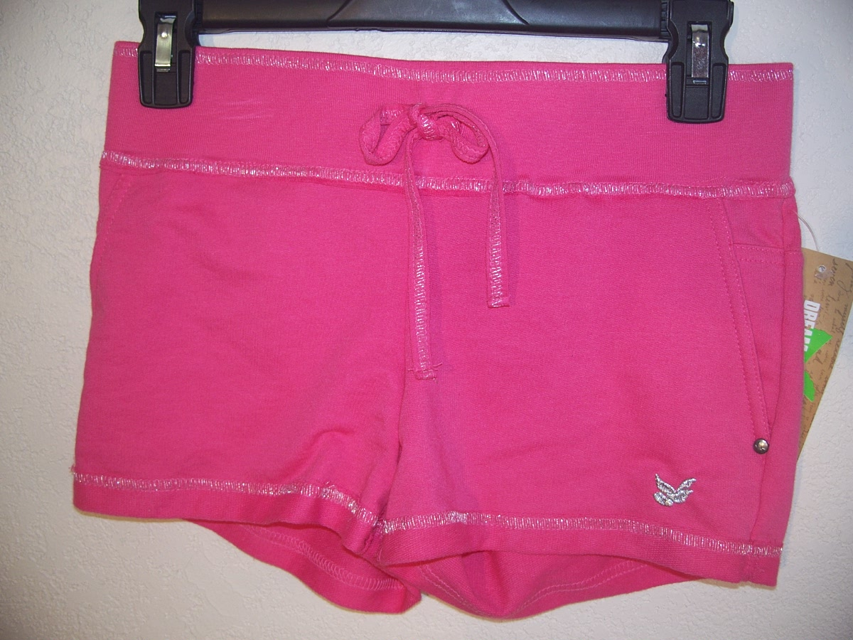 Dream Out Loud Sz S Juniors Pink Shorts