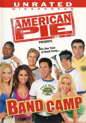 DVD - American Pie: Band Camp (2005....