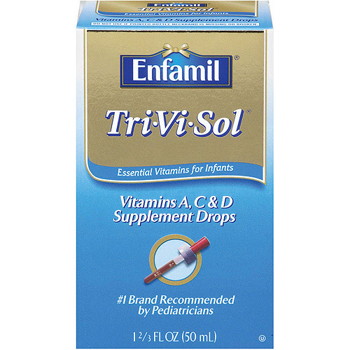Tri-Vi-Sol Infant Vitamins Drops, 1.67 oz