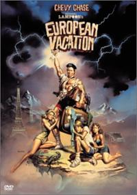 National Lampoon's European Vacation (DVD
