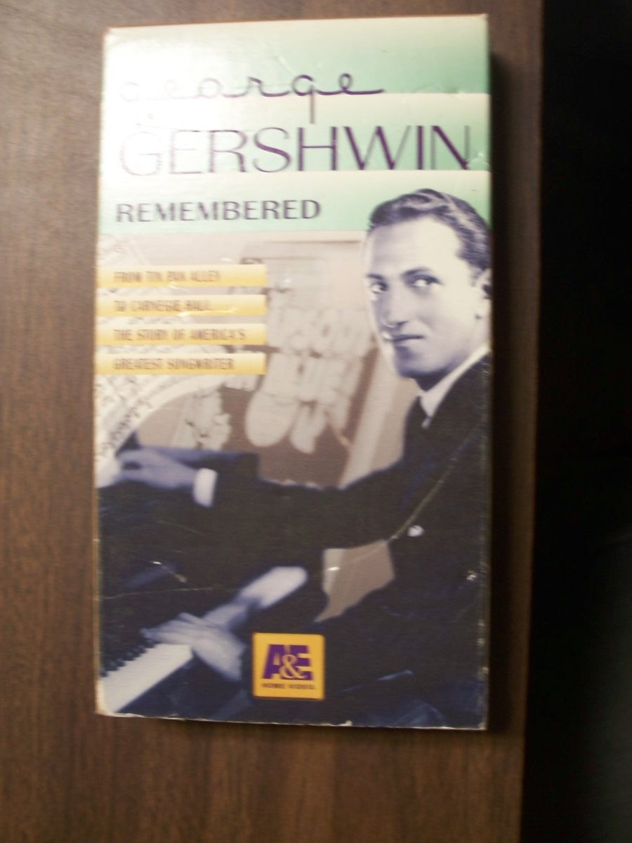 George Gershwin Remembered (used)