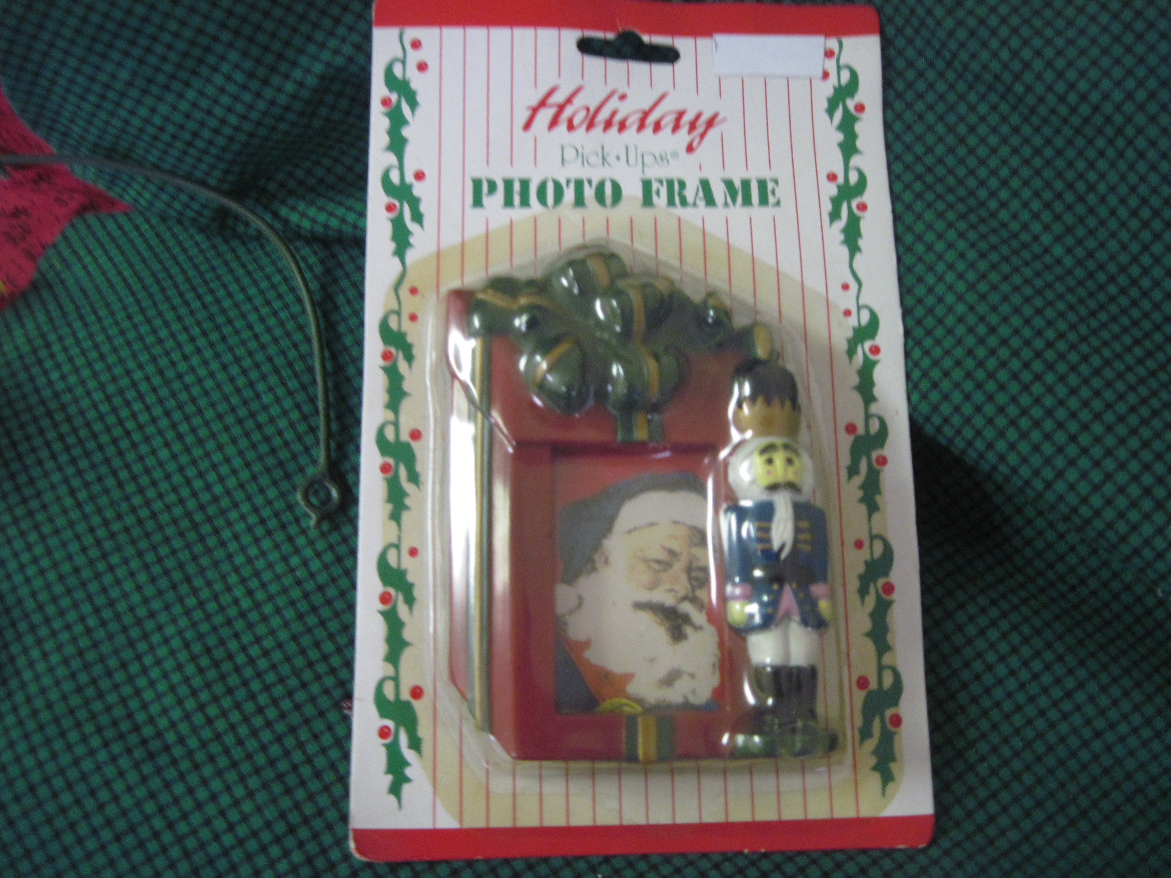 Holiday Photo Frame - Gift Box