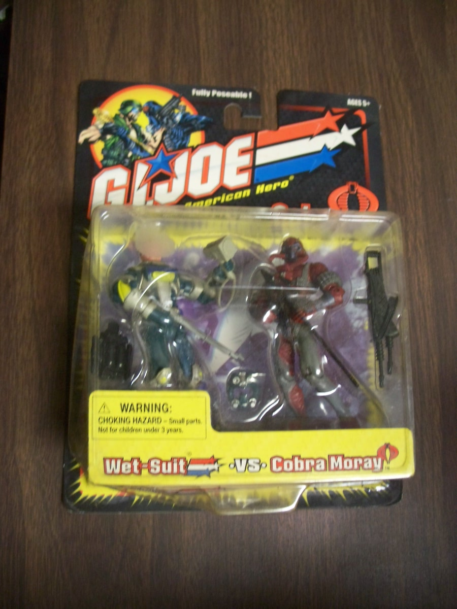 G.I. Joe VS Cobra