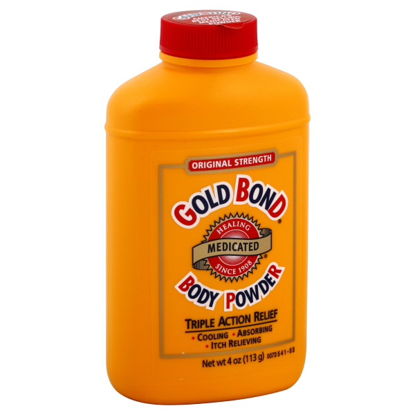 Gold Bond Original Body Powder - 4 oz