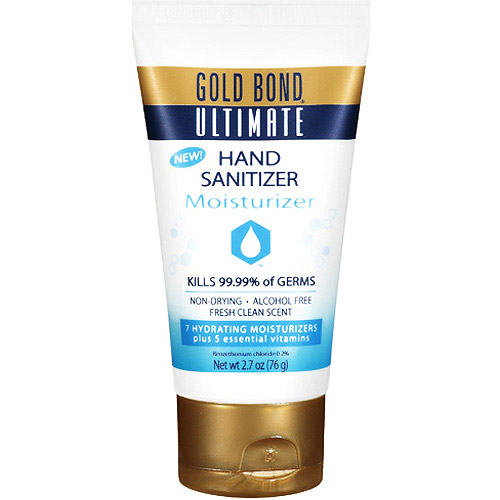 Gold Bond Ultimate Hand Sanitizer Moisturizer - 2.7 oz