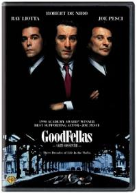 GoodFellas Widescreen DVD