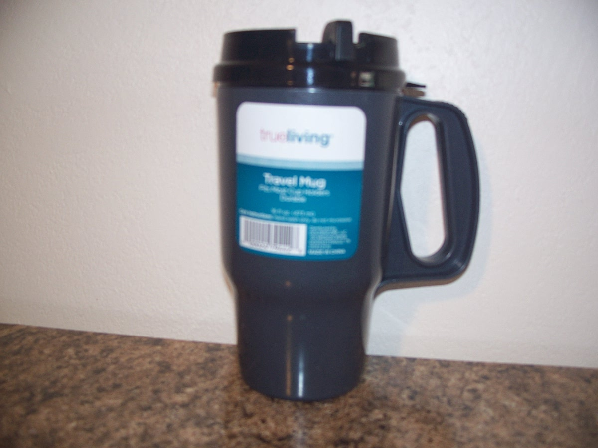 Travel Mug ( Gray )