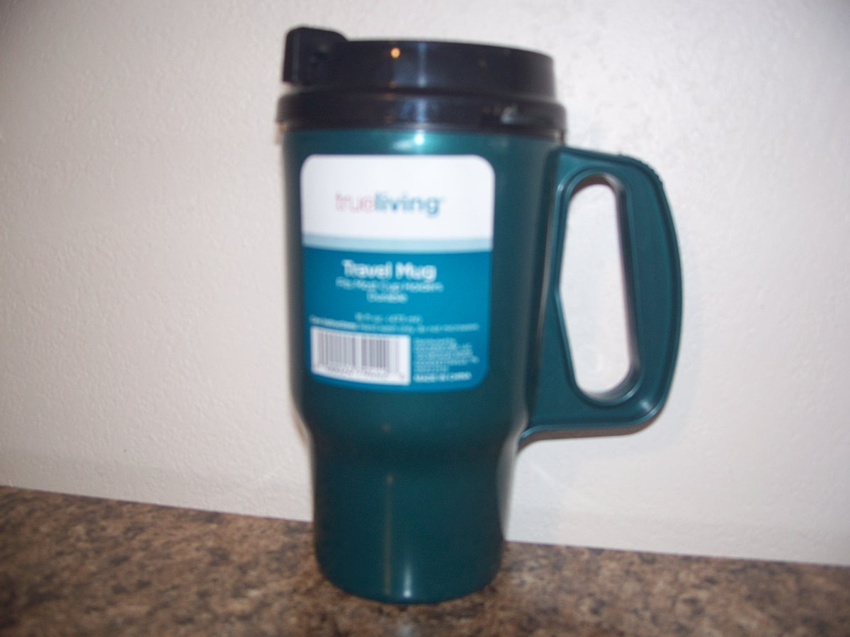 Travel Mug (green )