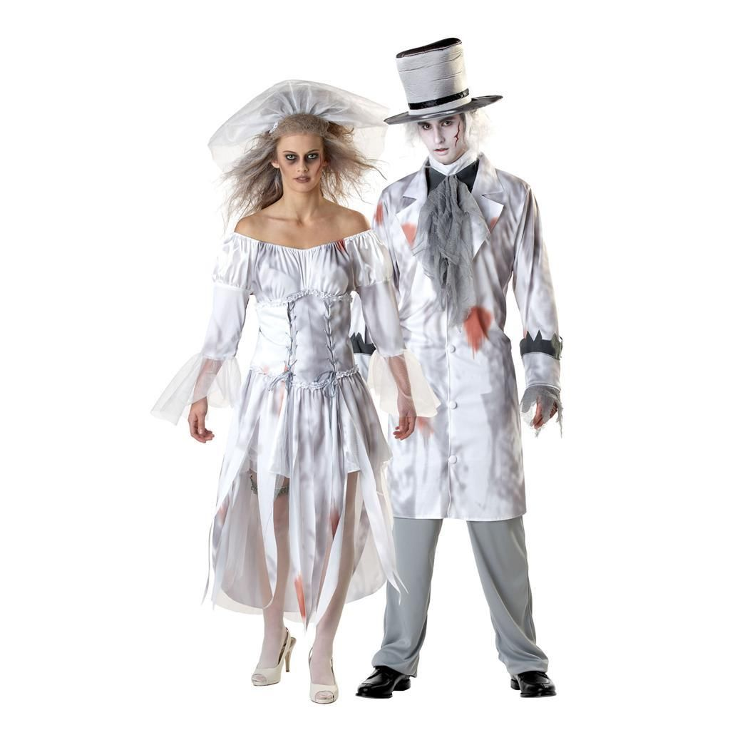 TOTAALY GHOUL GROOM MEN ONE SIZE FITS MOST