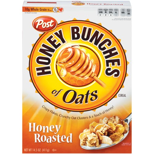 Post Honey Bunches of Oats (4-pack)