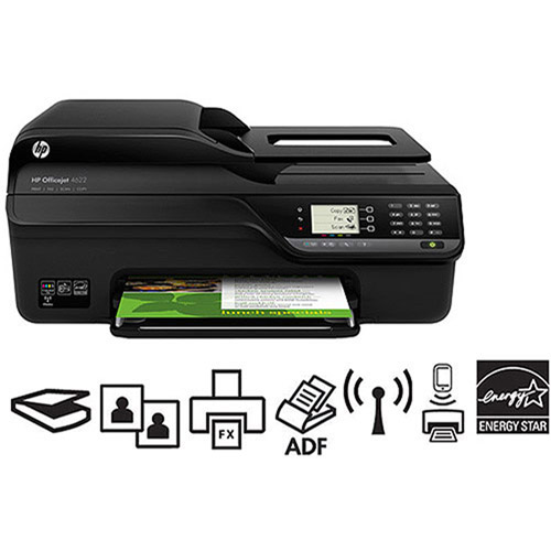 HP Officejet 4620 Inkjet Multifunction Printer/Copier/Scanner/Fa