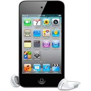 Apple iPod Touch 32GB (4th Gen), Black