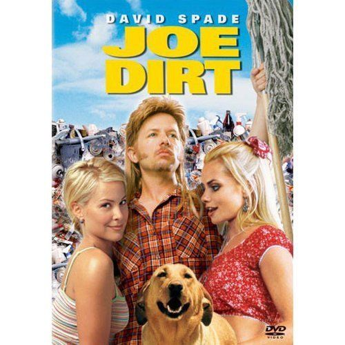 Joe Dirt DVD - David Spade