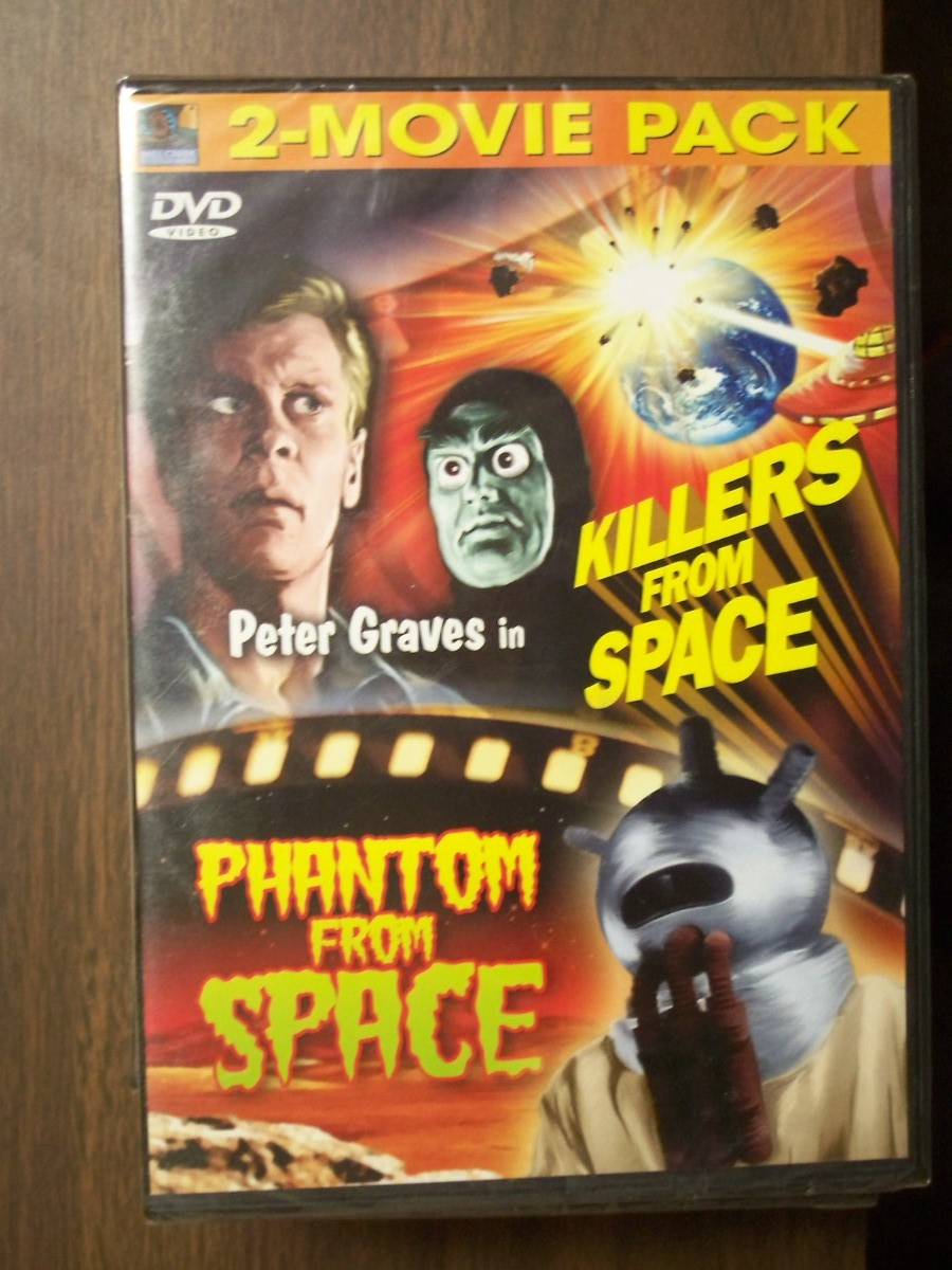 Double Feature~~Killers From Space / Phantom From Space